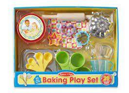 Melissa & Doug Lets Play House! Baking Play Set