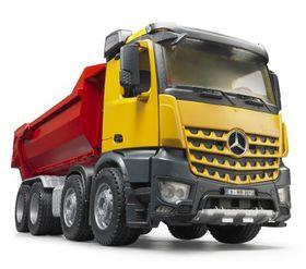 Bruder Mercedes-Benz Arocs Halfpipe Dump Truck