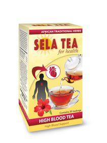 Sela High Blood Tea - Pack of 20's
