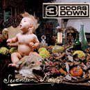 3 Doors Down - Seventeen Days (CD)