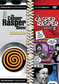 Casper Rasper 1-3 (DVD)
