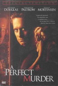 A Perfect Murder - (DVD)