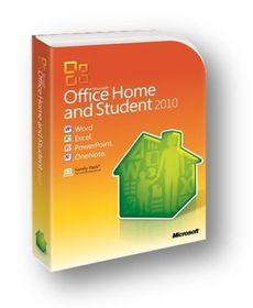 Microsoft Office 2010 - Home and Student - Retail Pack