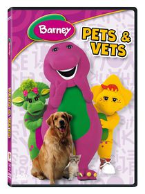 Barney: Pets and Vets (DVD)