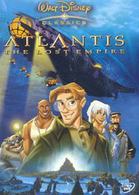 Atlantis: The Lost Empire (Standard Edition)(DVD)