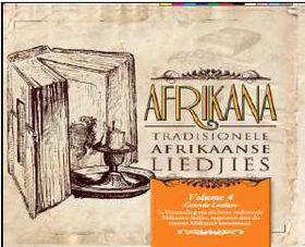 Afrikana - Vol.4 - Gewyde Liedere - Various Artists (CD)