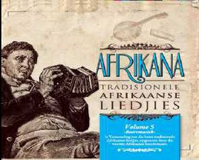 Afrikana - Vol.5 - Tradisioenele Boeremusiek - Various Artists (CD)