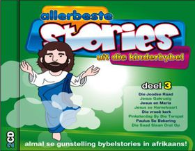 Children - Allerbeste Kinderstories Uit Die Kinderbybel3 (CD)