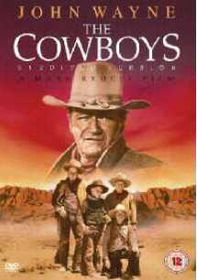 Cowboys (1972) (DVD)