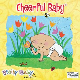 Brainy Baby - Cheerful Baby (CD)