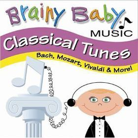 Brainy Baby - Classical  (CD)