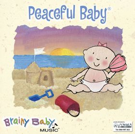 Brainy Baby - Peaceful Baby (CD)