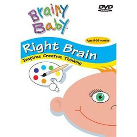 Brainy Baby - Right Brain (DVD)