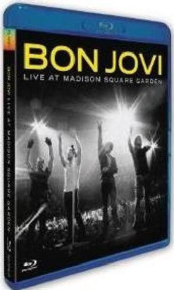 Live at madison square garden region a import blu ray disc buy online in south africa for Bon jovi madison square garden