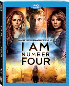 I Am Number Four (2011) (Blu-ray/DVD Combo)