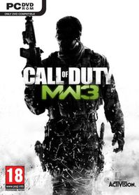 Call of Duty: Modern Warfare 3 (PC DVD-ROM)