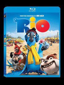 Rio (2011)(Blu-ray)
