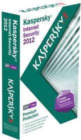 Kaspersky - Internet Security 2012 - 3 User