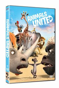 Animals United (2010)(DVD)