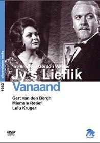Jy's Lieflik Vanaand (DVD)