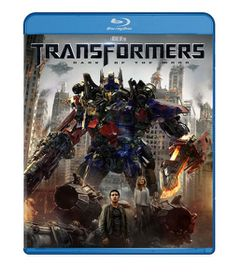 Transformers: Dark of The Moon (2011)(Blu Ray)