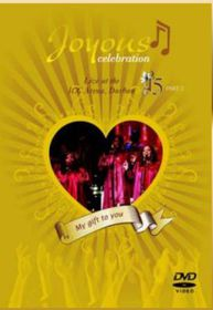 JOYOUS CELEBRATION - Vol.15 Part 2 - Live At The ICC Arena (DVD)