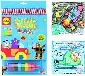 Alex Toys - Scribble & Doodle Boy