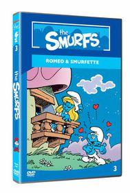 Smurfs Season 1 Vol 3: Remeo & Smurfette (DVD)