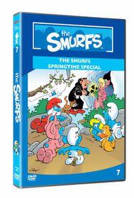 Smurfs Season 1 Vol 7: The Smurfs Springtime (DVD)