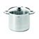 Legend - Euro Chef 24cm Stainless Steel Stockpot - 8.5 Litre
