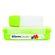 Komax Biokips Rectangle Lunchbox & Juice Bottle - Green