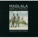 Madlala Brothers - Indoda Emnyama (CD)