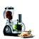 Mellerware - Maestro 3-in-1 Food Processor with Juicer - 500 Watt