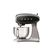 Smeg - Stand Mixer - Glossy Black