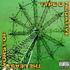 Type O Negative - The Least Worst Of Type O Negative (CD)