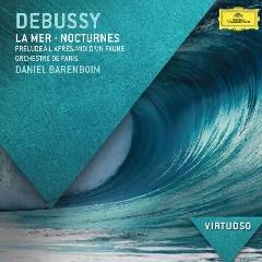 Orchestre De Paris, Daniel Barenboim - Debussy: La Mer; Nocturnes; Prelude A L Apres-Midi D'Un Faune (CD)