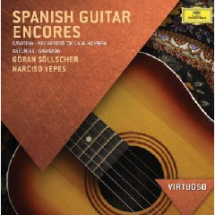 Yepes, Narciso - Guitar Encores (CD)