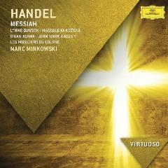 Lynne Dawson, Magdalena Kozena, Brian Asawa - Handel: Messiah (CD)