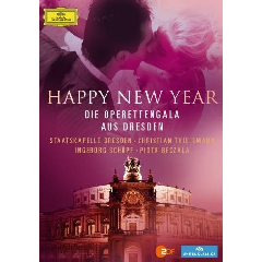 Dresden State Opera - Happy New Year (DVD)