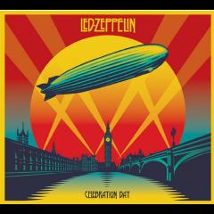 Led Zeppelin - Celebration Day (CD + DVD)