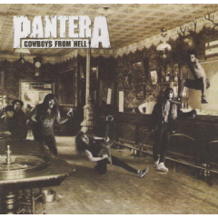 Pantera - Cowboys From Hell (Ultimate) (CD)