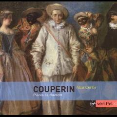 Curtis Alan - Harpsichord (CD)