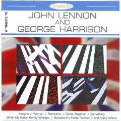 Tribute To Lennon & Harrison - Tribute To Lennon & Harrison (CD)