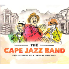 Cape Jazz Band - Musical Democracy (CD)