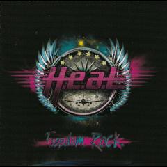 Heat - Freedom Rock (CD)