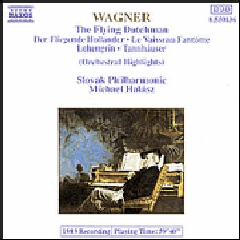 Slovak Philharmonic Orchestra - Orchestral Excerpts - Tannhauser, Lohengrin & The Flying Dutchman (CD)
