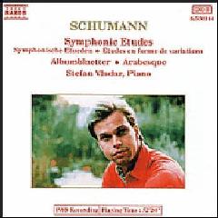 Stefan Vladar - Symphonic Etudes / 5 Albumblatter / Arabesque (CD)