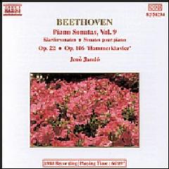 Jeno Jando - Piano Sonatas Nos. 11 & 29 Hammerklavier (CD)