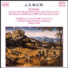 Ingrid Kertesi - Cantatas Bwv 211 & 212, Coffee & Peasant (CD)