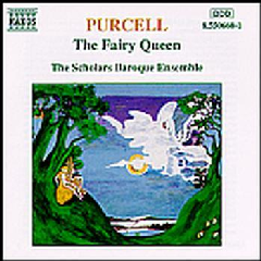 Scholars Baroque Ensemble - Fairy Queen (CD)